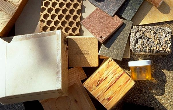 Виды современных строительных материалов