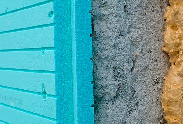 Материалы для утепления бетона