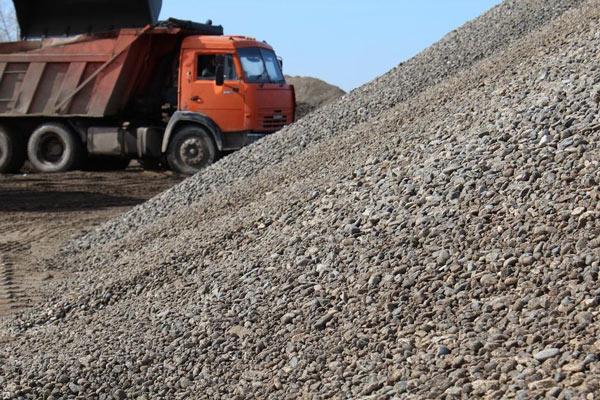 Песчано-гравийная смесь в строительстве