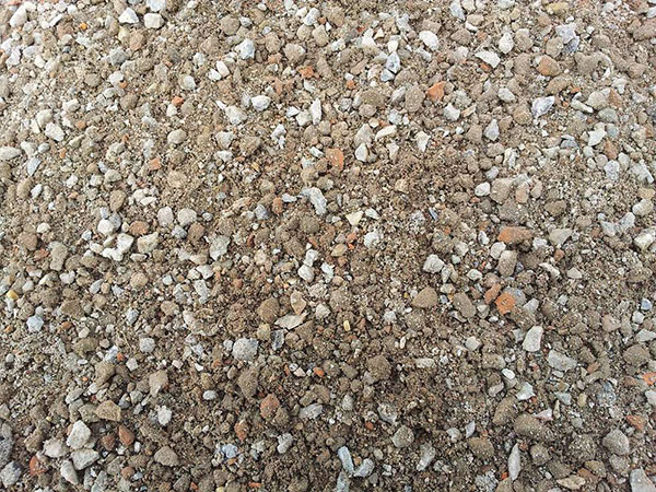 песчано-щебеночная смесь