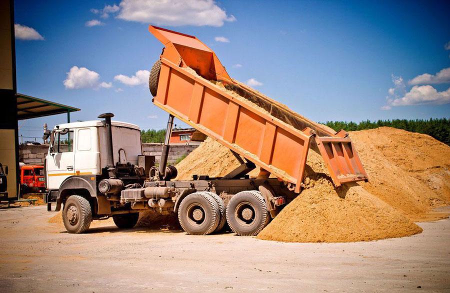 Низкие цены на песок в Ижевске